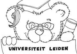 Kleurwedstrijd Vrienden Familiedag Universiteit Leiden