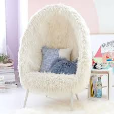 Faux Fur Furniture Chair Inside Ivory Cave Plans 4  Throw Uk53