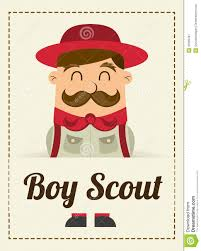 Scout Design Boy Scout Design Stock Vector Illustration Of Hobby 45999467