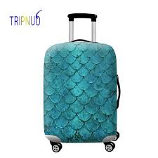 TRIPNUO <b>Эластичный Защитный чехол для</b> багажа с ...