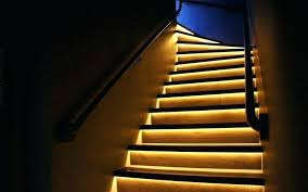 interior step lighting. Led Stair Lighting Nooks And Crannies Bends Edges Because A Staircases Structure Interior Step Lights Ligh . G