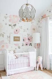 nursery with white furniture. touring monika hibbsu0027s ohso sweet blush pink nursery with white furniture