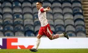 VIDEO | Nicolae Stanciu, de neoprit! A marcat din nou pentru Slavia Praga.  Gol spectaculos al românului care are cifre uriaşe!
