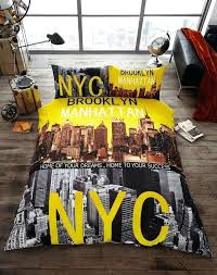 new york city map duvet cover new york city skyline bedding set brooklyn duvet cover nyc