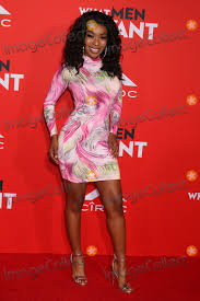 "Photos and Pictures - LOS ANGELES - JAN 28: Porscha Coleman at the ""What  Men Want"" Premiere at the Village Theater on January 28, 2019 in Westwood,  CA"