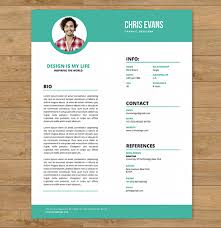 Modern Business Resume Template Modern Resume Cv With Cover Letter