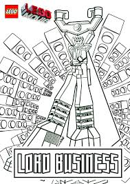 The Lego Movie Coloring Pages Betweenpietyanddesirecom