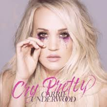 carrie underwood cry pretty official al cover png