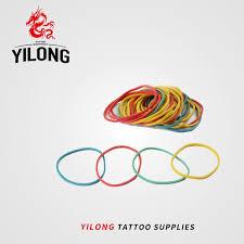 Tetování Barevné Gumové Pásky Factory A Dodavatelé čína Nízká Cena