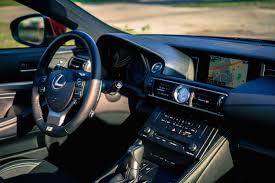 lexus rc interior. 2016 lexus rc 300 awd f sport black interior red exterior rc
