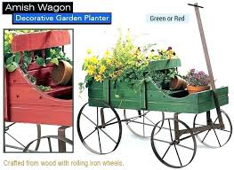 decorative garden wagon decorative garden wagon planter what to get mom for wagon decorative garden planter decorative garden wagon