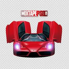 free ferrari enzo open door template