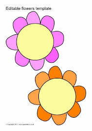Flowers Primary Teaching Resources And Printables Sparklebox