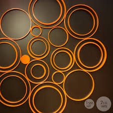 mirror wall decor circle panel: modern wall decor applications canada jack jade home i modern