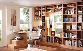 built in study furniture. Bespoke Built In Study - Home Furniture Neville Johnson I