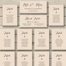 Wedding Alphabetical Seating Chart Seating Chart For Wedding Template Merrier Info