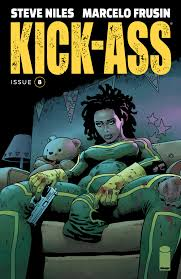 Kick ass comic 8