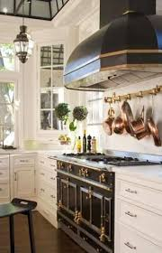 Copper bathtubs and kitchen accents
