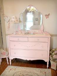 pink shabby chic furniture. adorable pink dresser with mirror shabby chic furniture r