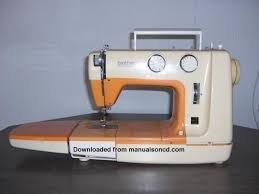 Brother Shangri La Sewing Machine Instruction Manual