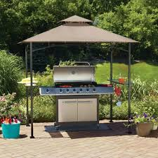 outdoor grill gazebo for those on a budget this small gazebo is just the right size outdoor grill