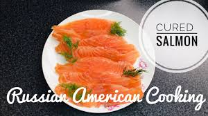 Recipe to Cure Salmon Lox with Vodka l ...