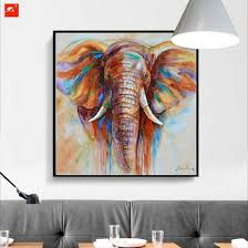 sacred elephant canvas wall art on african elephant canvas wall art with sacred elephant canvas wall art tantricjewels