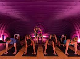 the best hot yoga and bikram in london hotpod