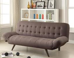 Furniture Modern Velvet Couch With Wood Legs For Cool Home