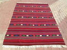 amazing red kilim rug or image 0 82 red and white kilim rug lovely red kilim rug