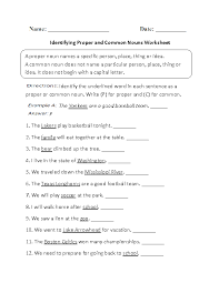 Noun Worksheets For 6Th Grade Worksheets for all | Download and ...