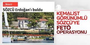 Sözcü gazetesine FETÖ operasyonu