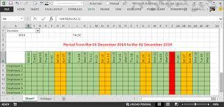 microsoft excel calendar vacation calendar excel calendar template word