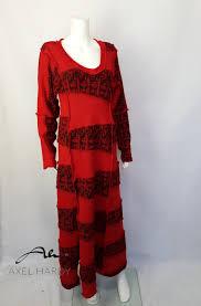 Unique Apparel Designs Unique Dress Red Black