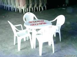 plastic patio table and chairs outside table chairs plastic outside table round plastic patio table round