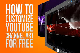 Youtube Channel Template Youtube Channel Banner Creator Online Business Template