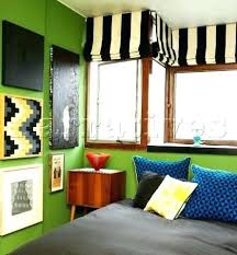 colored bedroom furniture. 60s Style Interior Design Bedroom Furniture Colorful In Sixties Colored