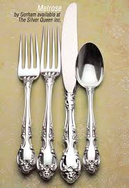 Gorham Stainless Flatware Patterns