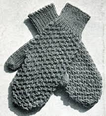 Mittens Pattern Fascinating Mittens Pattern Medium Size Knitting Patterns