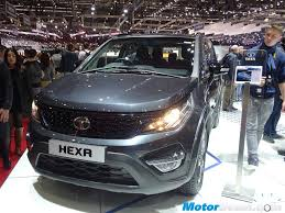 new car launches in juneTata Hexa Launch In June 2016 Rivals Toyota Innova  MotorBeam