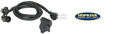 fifth wheel or gooseneck wiring harness 41157 hoppy 5th wheel gooseneck wiring harness is 8 long the harness comes a 90° standard 7 way blade connector that makes it extremely easy to mount