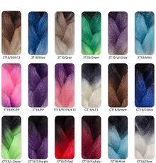 Ombre Braiding Hair Color Chart Rastafri Braiding Hair Colors Short Dread Styles