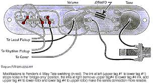 way wiring diagram for telecaster images additionally way th 4 way tele switch diagram