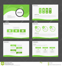 green abstract brochure report flyer magazine presentation element green abstract brochure report flyer magazine presentation element template a4 size set for advertising marketing website