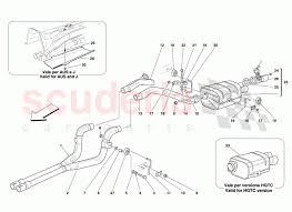 1100x800 ferrari 575 superamerica rear exhaust system parts scuderia car