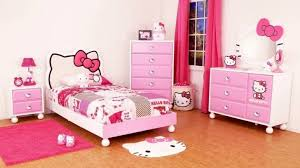 pink girls bedroom furniture 2016. Pink Hello Kity Bedroom Furniture For Girls 2016