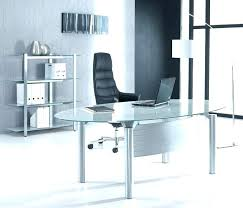 glass corner office desk. Glass Corner Office Desk Accessories Oval Desks For Home Depot Top A
