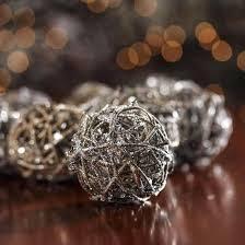 Decorative Vase Filler Balls Vase Fillers Balls Silver Glitter Foam Balls Vase Fillers 27