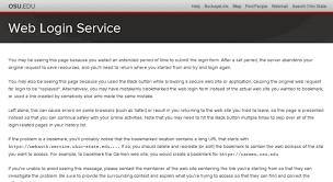 Access Orgchart Osu Edu Web Login Service The Ohio State