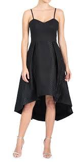 Shoshanna High Low Sleeveless Dress Cocktail Dress Rental